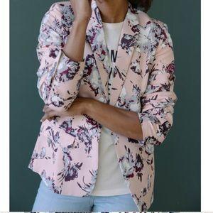 FAB Agnes & Dora NEW Floral Blazer Size XL